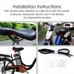 Сигналізація для велосипеда та мопеда