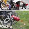 Противоугонный замок на тормоза для велосипеда и мопеда